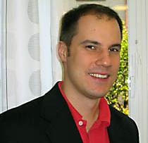 Fredrik Karlman på IAF