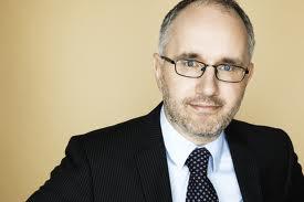 Magnus Larsson, GD Myndigheten för radio och tv samt ordförande Tillsynsforums styrgrupp.