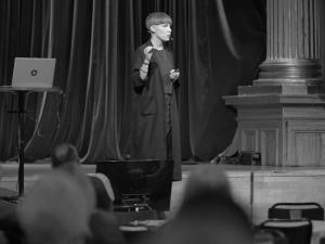 Darja Isaksson, Foto: Gustav Littorin, www.gustavlittorin.se